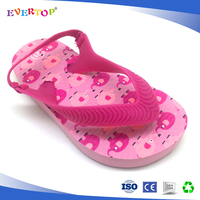 2017 Newest Style shose and Comfortable Casual Eva latest girl footwear design outdoor slippers
