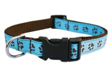 Adjustable Unique Colors And Patterns Dog Collar
