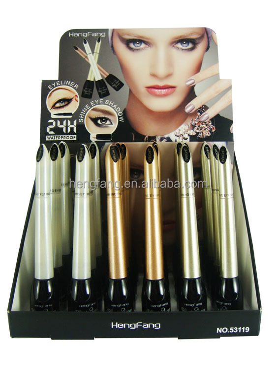 New waterproof liquid eyeliner and eyebrow pen useful for women go out