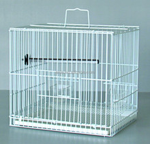 Prevue Pet Products Travel Bird Cage White