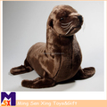 Factory Customize Stuffed Animal Plush Brown Sea Lion toy