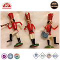 ICTI Approved Factory Custom Toy Soldier Christmas Decoration