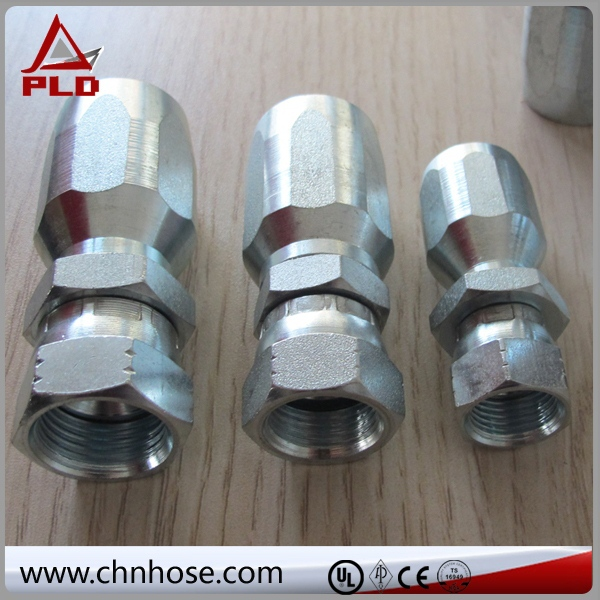 China manufacturer klikkon brass hydraulic rotary coupling