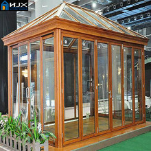 cheap balcony glass house,aluminum fream sun room ,laminated glass house