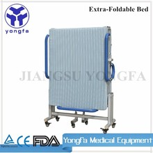 YFF-001 Cheap Hospital Bed Hot Sale Folding Bed for Patient