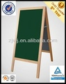 Jiangsu Supplier Green color painting ChalkBoard Wooden Stand
