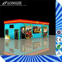 new products Electric theme park a new experience for you high profit theme parks 5d mini theater equipment