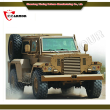 EN 1063 B6 armoured car / bulletproof vehicle