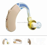 Behind the Ear Sound Hearing Amplifier