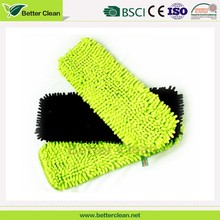 Household toilet floor polish water absorbent microfiber mops for cleaning