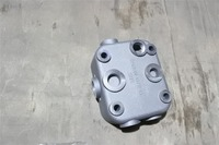hot sale truck Air compressor cylinder head for international dongfeng cummins parts(6b)