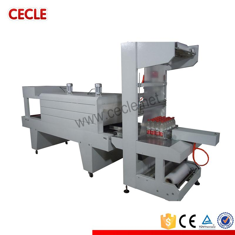 Manual standard constant temperature shrink packing machine for daily chemical