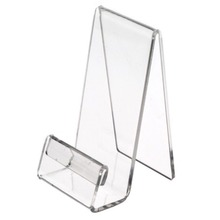 Acrylic Mobile Phone Display Stand Plastic Cell Phone Stand Holder