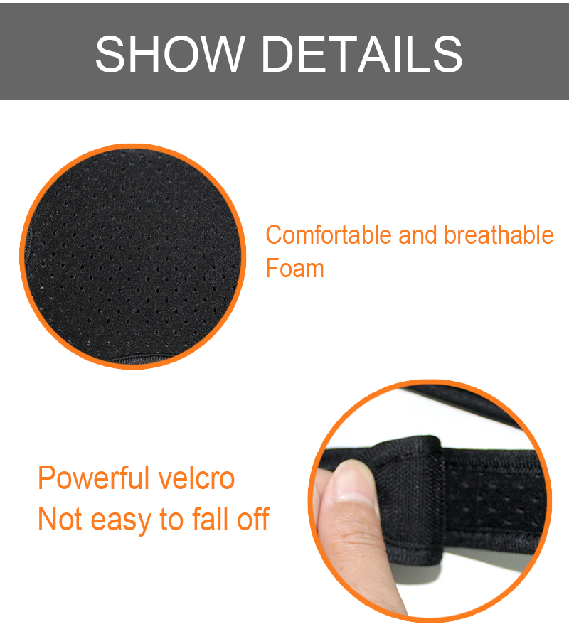 Factory Price Humpback Back Foam Support Nylon Shoulders Correction Belt