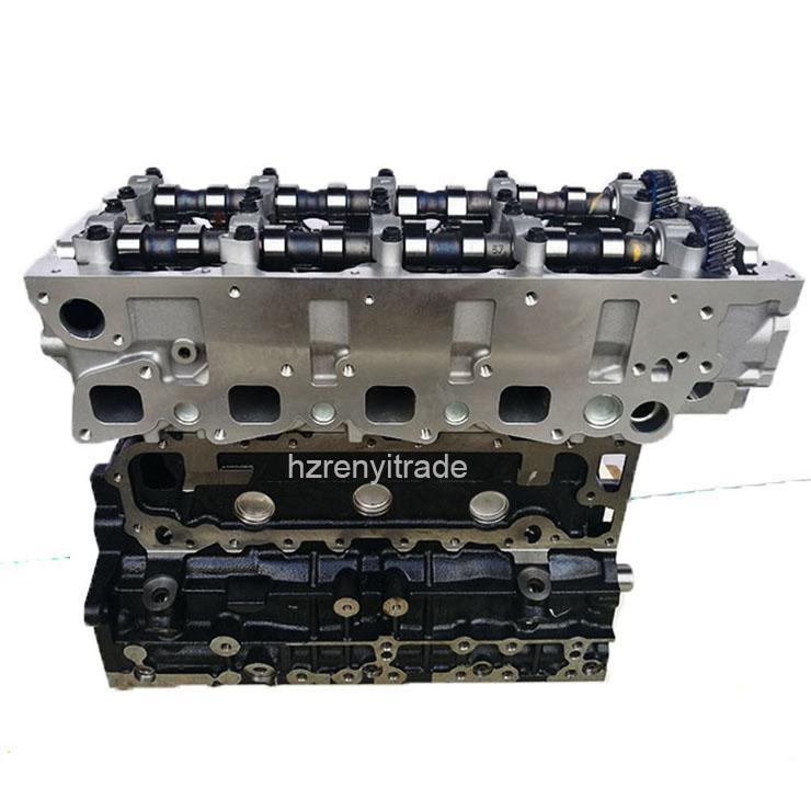 Hot Sell 4jj1 4jj1tc 4jj 4jj1x Diesel Engine Long Block For 3 Litre Isuzu  Diesel Holden Colorado,Hitachi Excavator - Buy 4jj Engine,4jj Isuzu,4jj