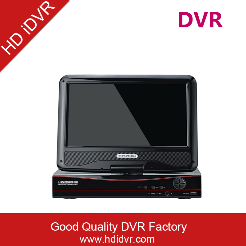 4HDD AHD DVR High quality 720P realtime video AHD hybrid DVR support 16ch audio in and 4pcs 4TB HDD