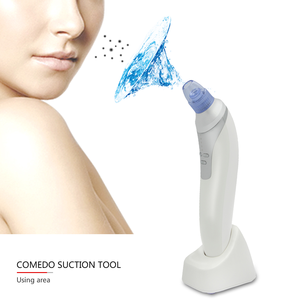 Portable Diamond Microdermabrasion Skin Peeling Machine, Blackhead Acne Remover