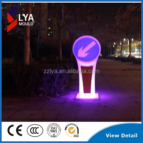 Electronic Traffic Road Arrow Sign, Outdoor LED Sign