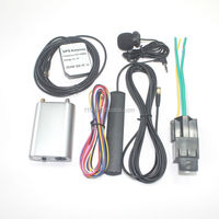 High Quality GPS Tracker For Vehicle With Detect Fuel/Car Alarm
