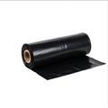Heavy-duty Black construction poly sheeting