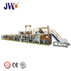 CE Japanese made 600*600 sanitary pads making machine production line