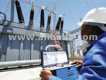 Testing & commissioning of electrical system