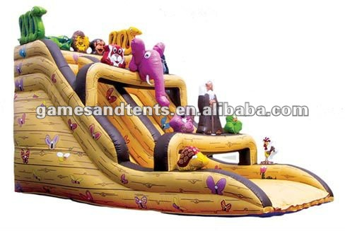 2012 new inflatable Noah's Ark slide A4012