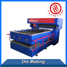 18mm wood die board laser cutting machine