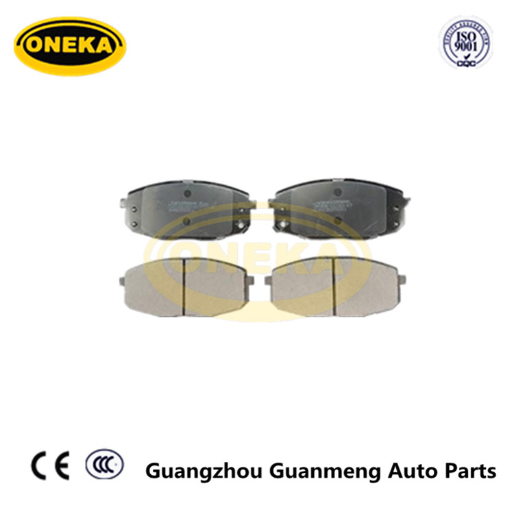 ONEKA Front Axle Brake Pad Set 0K2JA-33-28Z AUTO PARTS FOR HYUNDAI i30 / CEE'D / PRO CEE'D (ED) 2.0 FOR KOREA CAR PARTS