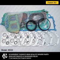 6D22 Metal Gasket Kit ME999665 For Mitsubishi Engine