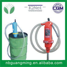 famous manual pump with high quality and best price used for liquid