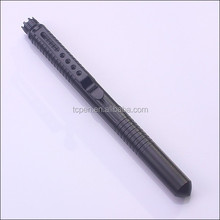 Hot Popular Free Ink Metal Tactical Ball Pen With Tungsten Steel Head Factory Price
