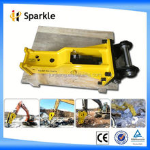 rock breaker hand tool/Hydraulic Breaker Silence Box Housing for Excavator