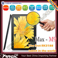 "Hot 10"" pipo m9 pro 3g tablet 32gb 4.2 rk3188 quad core ips"