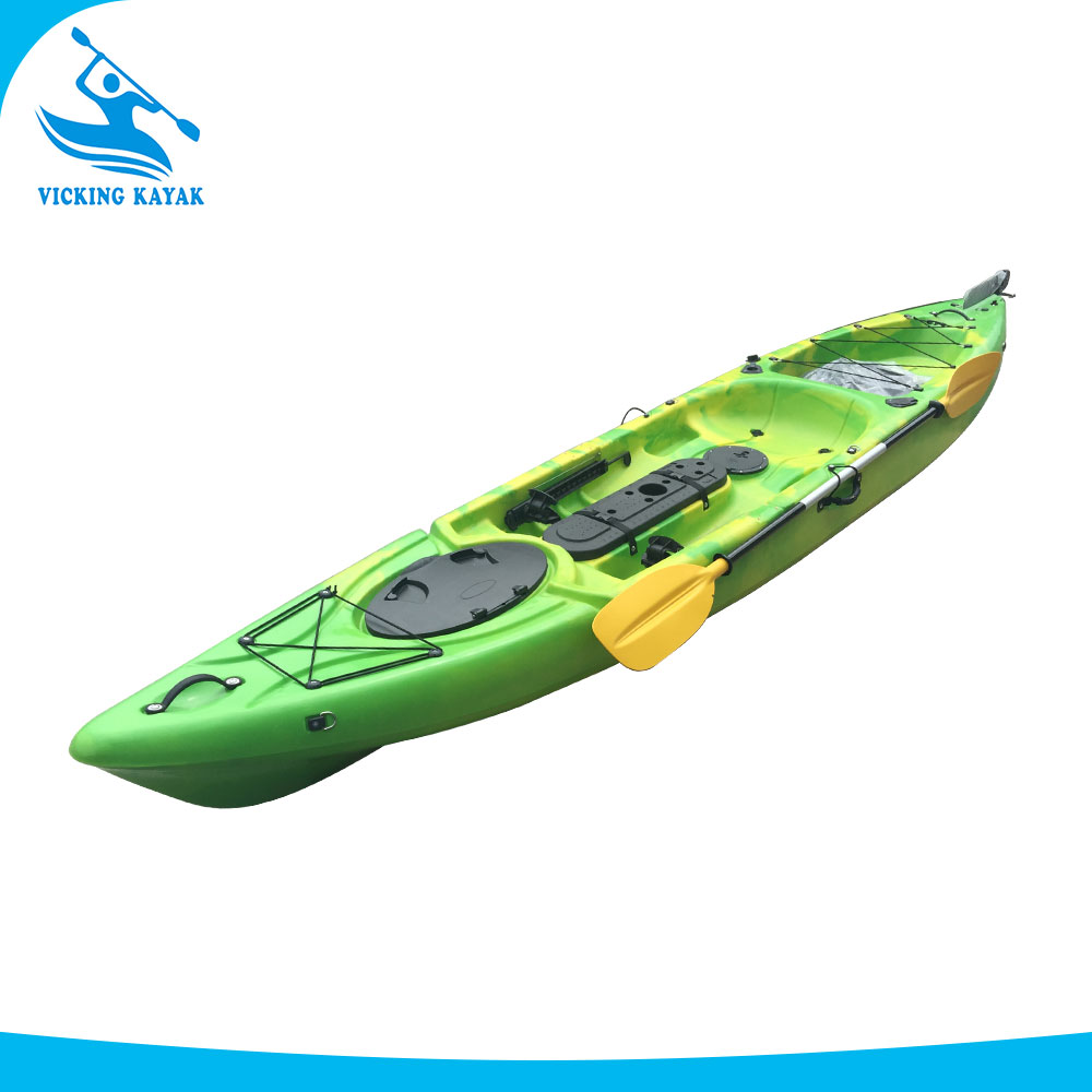 Imported Materials Factory Price Power Kayak