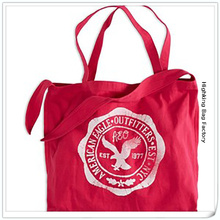 new products 2014 washable and reusable 100% natural customized printed plain handmade nepal cotton bag