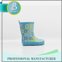 China supplier Rubber Waterproof canadian winter boots