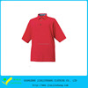 Red Color 2016 Popular 100% Polyester Dri Fit Oversized Short Sleeve Man Golf Shirt