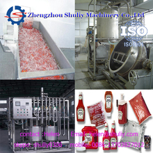 Stainless steel tomato ketchup making machine/High quality tomato jam processing machinery what's app: 0086-13703827012