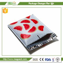 Customized printed air bubble mailer bag padded envelope
