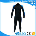 Sporting manufacturers new design wholesale supplex lycra fabric surf wetsuits