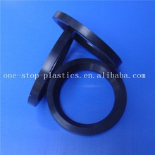 Very high anti-impact resistance size customized moulding injection UHMW-PE seal circle