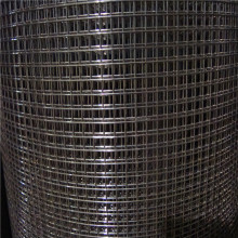 manufacturer burr-free Strong wear-resisting stainless steel welded iron wire mesh 50x50
