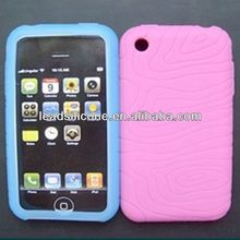 Silicone Protective Cellphone Case for Blackberry
