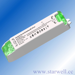 PE45DA85 32-85V 500ma DALI led driver with CE ROHS standard 42W dali dimming led driver