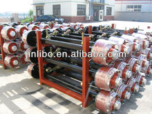Trailer Agriculture Axle solid Square beam 8T Axle