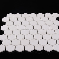 Alumina Ceramic Hexagonal Tile Size 20mm