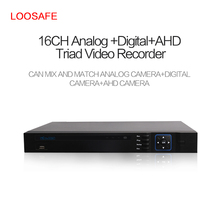 2016 HOT!!! 16channel 720p realtime viewing AHD DVR Recorder