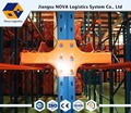 Heavy duty racking system drive-in warehouse rack/drive in rack/warehouse pallet racking