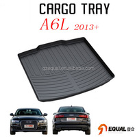 For Audi A6L 2013+ trunk mat water proof trunk tray 3D car mat